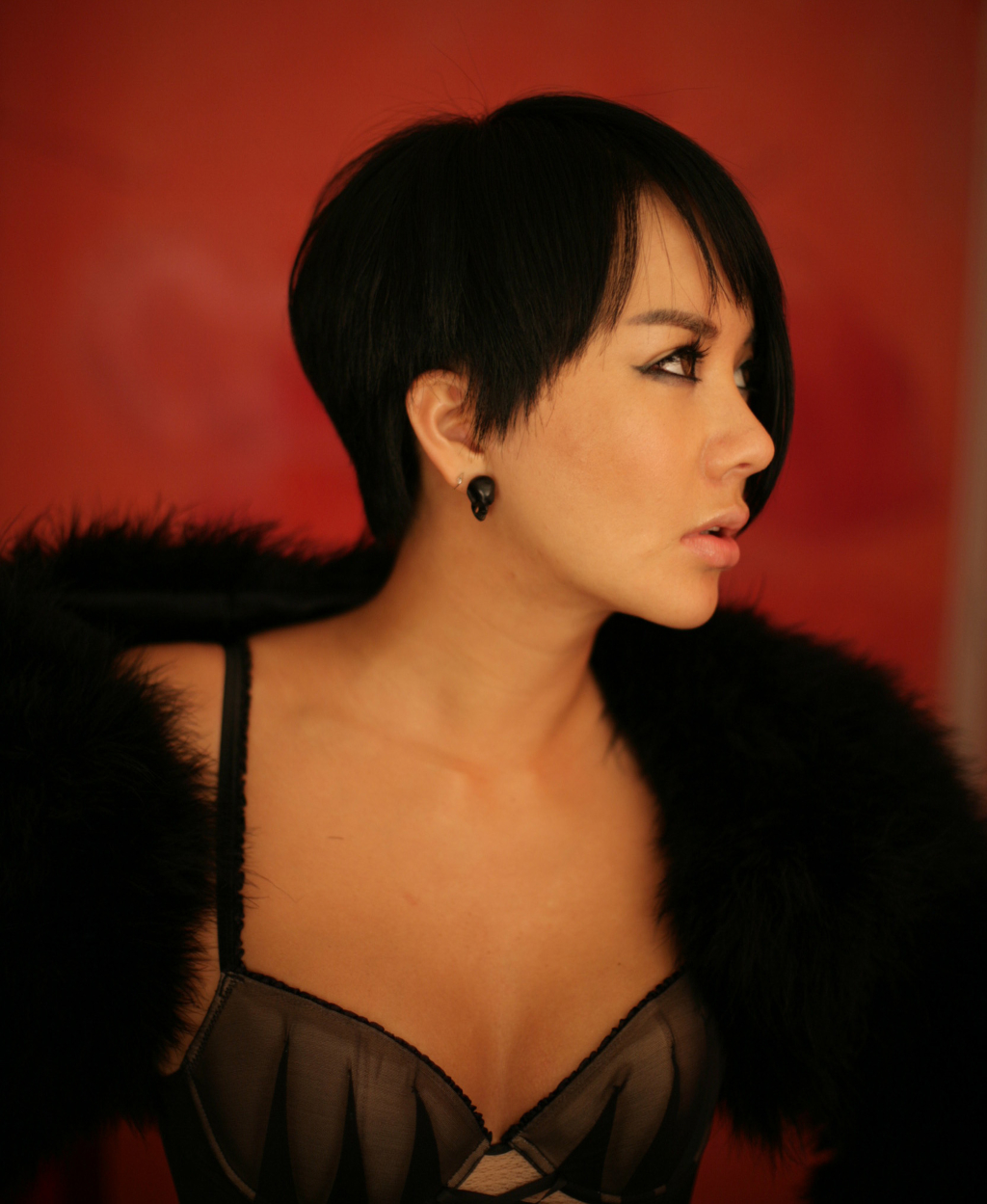 Uhm Jung Hwa hot korean diva