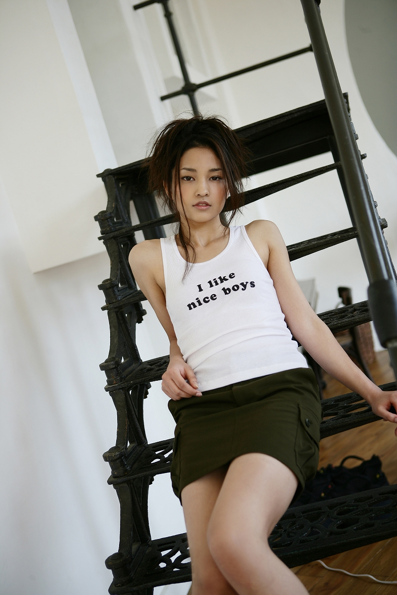 Meisa Kuroki like nice boys