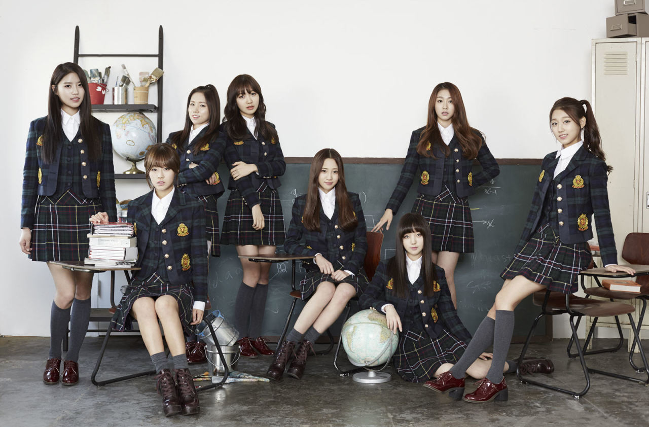 Lovelyz k-pop school N190628200309